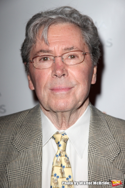 Brian Bedford attending the 56th Annual Drama Desk Award Nominees Reception at Bombay Palace in New York City on 5/1/2011.