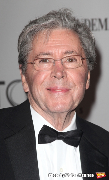 Brian Bedford attends The 65th Annual Tony Awards in New York City on June 12, 2011.