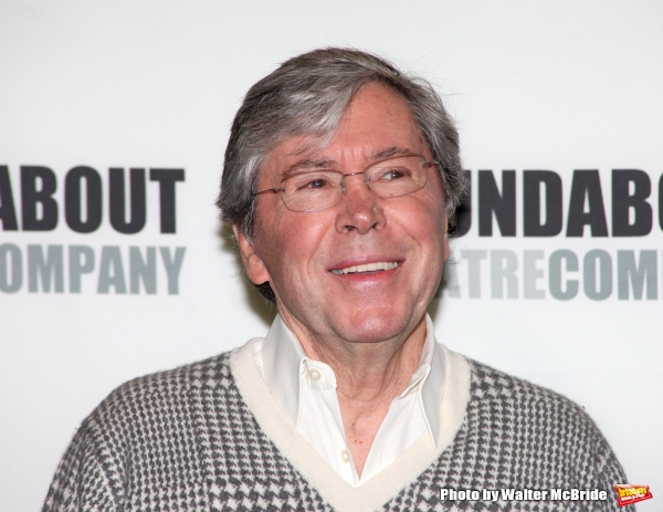 Brian Bedford.attends the Meet & Greet the cast of the Roundabout Theatre Company''s Broadway Production of ''The Importance of Being Earnest''  in New York City.