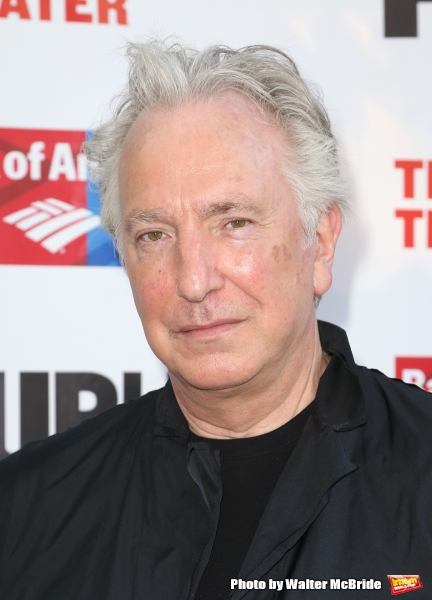 Star of Stage and Screen Alan Rickman Dies at 69