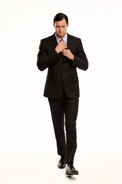 Photo Flash: First Look at Benjamin Walker in Broadway's AMERICAN PSYCHO