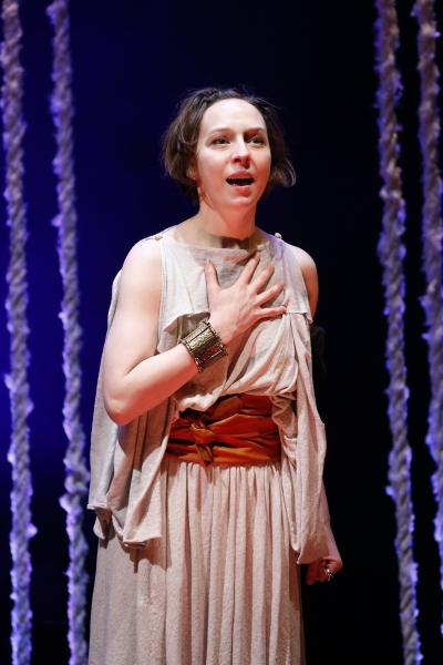 Photo Flash: First Look at Irish Rep's THE BURIAL AT THEBES, Starting Tonight Off-Broadway