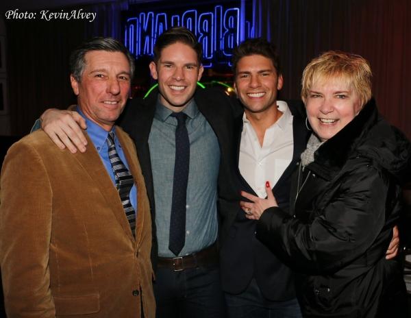 Daniel DiLella, Frank DiLella, Chris DiLella and Pat DiLella Photo