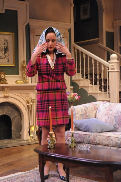 Photo Flash: First Look at THE SISTERS ROSENSWEIG at Theater J