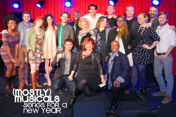 front: music  Gregory Nabours, Randi Cee, Jeffrey Polk middle: Katherine Washington, Kelley Dorney, Devyn Rush, Mark Jacobson, Sharon McNight, producer amy francis schott, Chanel Edwards-Frederick, Emily Clark, Ben Boquist back: Will Collyer, Rhet