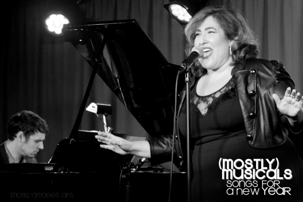 Photo Flash: (mostly)musicals Opens 2016 with Night of Happy Music at E Spot Lounge