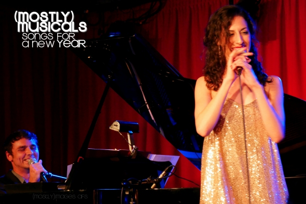 Devyn Rush and Gregory Nabours deliver a delightful interpretation of Cy Coleman and  Photo