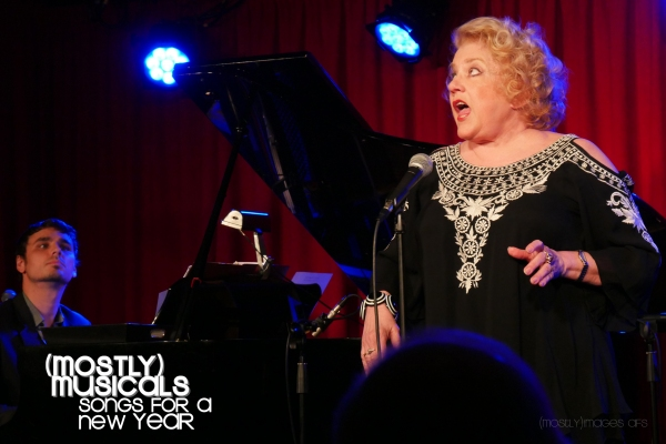 Tony nominee and cabaret icon Sharon McNight leads the audience down memory lane to the Happiest Place on Earth with a sing-a-long medley of classic Disney songs
