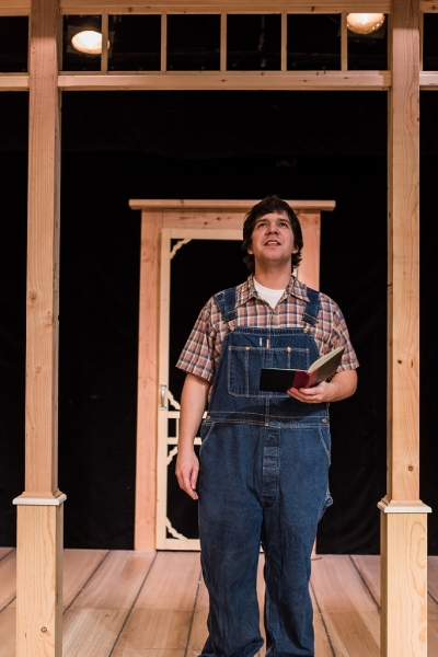 Photo Flash: First Look at Tacoma Little Theatre's SECOND SAMUEL
