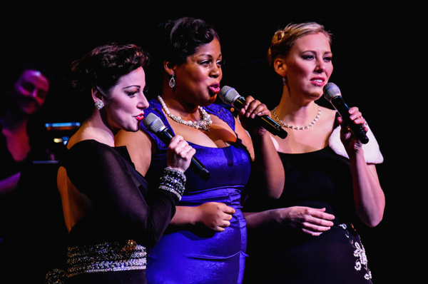 I Gotta Right To Sing The Blues: A Salute to Ella, Judy, and Patsy. Angela Ingersoll, Karen Marie Richardson, Katie Deal.