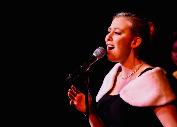 Photo Flash: I GOTTA RIGHT TO SING THE BLUES at Reilly Center
