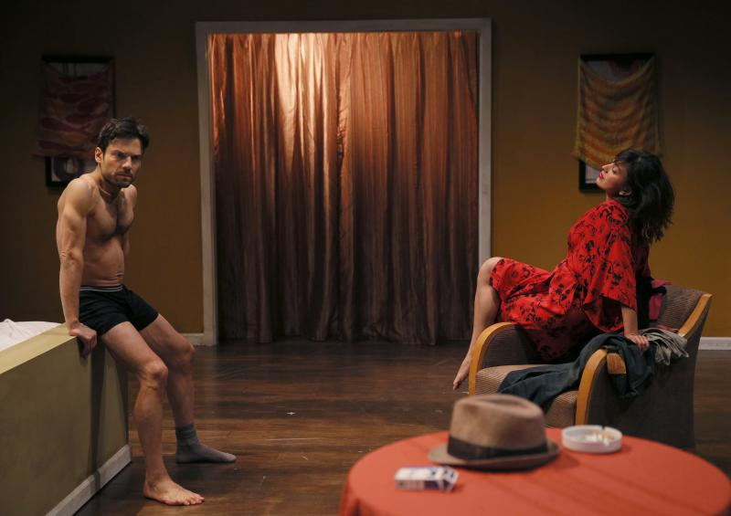 BWW Review: Edgily Funny and Heartfelt MOTHERF**KER WITH THE HAT from WET
