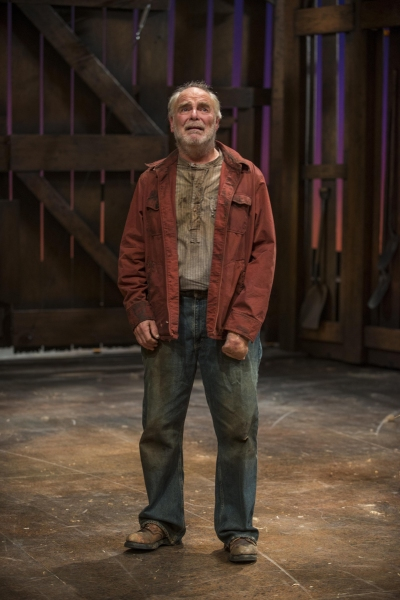 Photo Flash: First Look at Milwaukee Repertory Theatre's OF MICE AND MEN