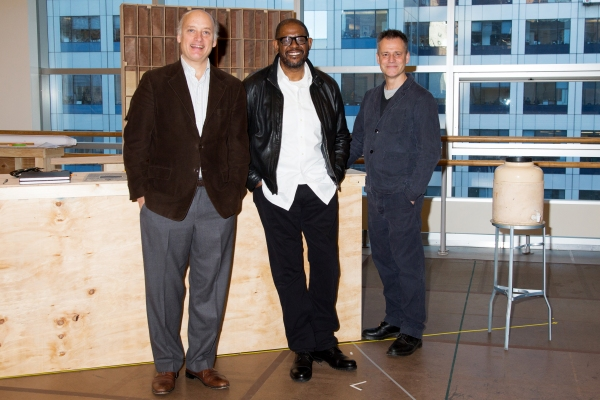 Frank Wood, Forest Whitaker, Michael Grandage