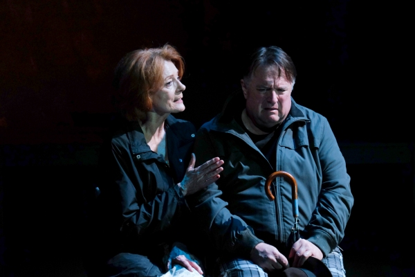 Rosina Reynolds and Tom Stephenson