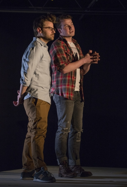 Photo Flash: First Look at About Face Theatre's LE SWITCH World Premiere