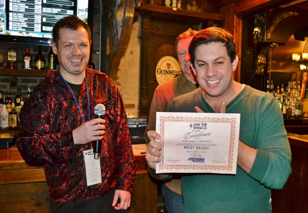 Photo Flash: GORGONZLA Sweeps Sound Bites 3.0 Festival at Hurley's After-Party