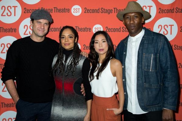 Joshua Jackson, Tessa Thompson, Anne Son, Mahershala Ali