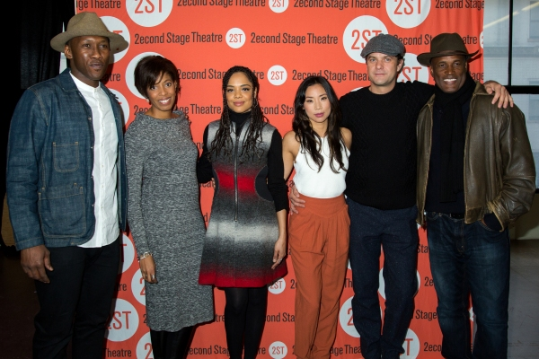 Mahershala Ali, Lydia R. Diamond, Tessa Thompson, Anne Son, Joshua Jackson, Kenny Leon