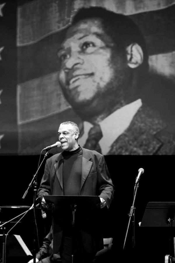 Broadway and opera veteran Elmore James. Photo by Victor Nechay (properpix.com)