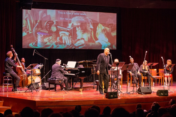 Photo Flash: National Yiddish Theatre Folksbiene Hosts 3rd Annual SOUL TO SOUL