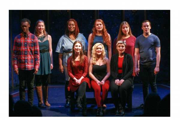 The York Theatre Company''s 2016 College Winter Intensive Students.