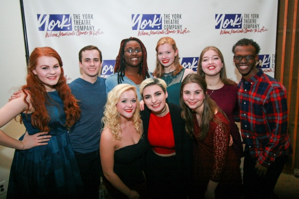 York''s 2016 College Winter Intensive Students (clockwise, left to right): Katherine Wolff, Andrew Clark, Samantha Richards, Rachel Rival, Arielle Firestone, Joshua James, Haley Huxley, Kaileigh O''Hare and Brianna Bauch.