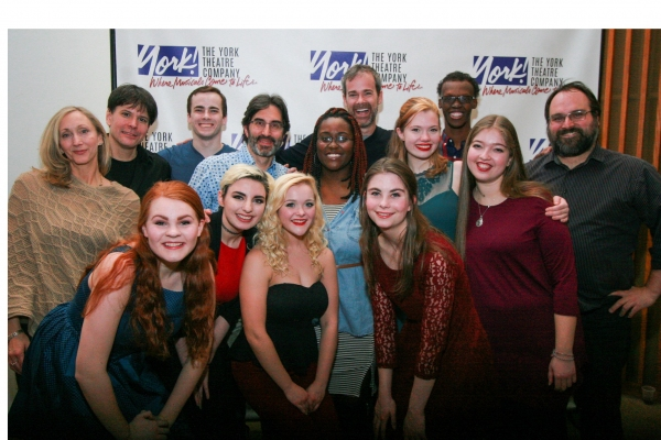 York''s 2016 College Winter Intensive Students and Instructors (clockwise from left to right): Jennifer Paulson Lee,  Eric Svejcar, Andrew Clark,  Michael Unger, Samantha Richards, Acting Coach James Ludwig, Rachel Ri