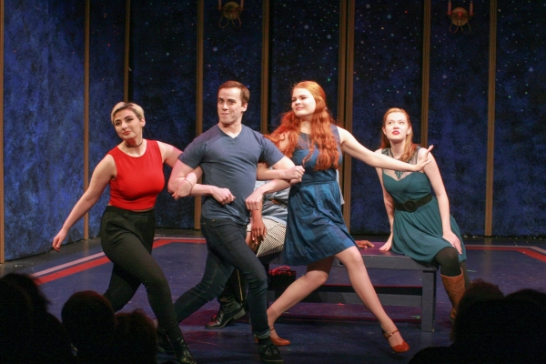 Photo Flash: York Theatre Company Hosts First Ever College Winter Intensive