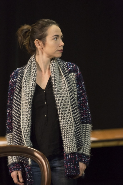Photo Flash: In Rehearsal for Kenneth Branagh Theatre Company's RED VELVET at the Garrick