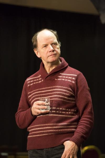 Simon Chandler (Bernard Warde/Terence) Photo