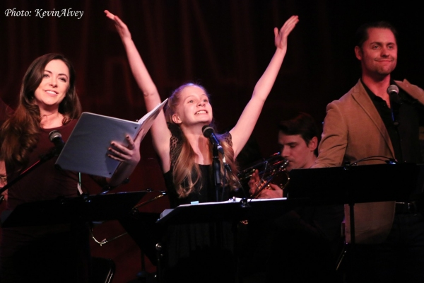Photo Flash: Klea Blackhurst, Elizabeth Teeter and More Celebrate MERMAN'S APPRENTICE Cast Album Release at Birdland