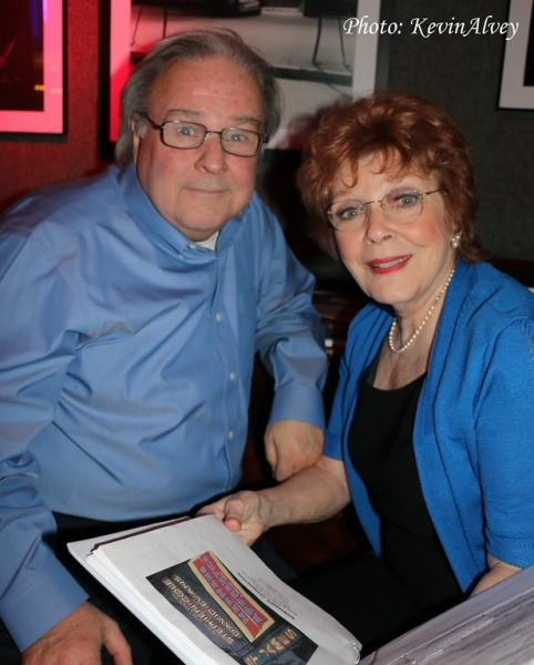 Fred Applegate and Anita Gillette