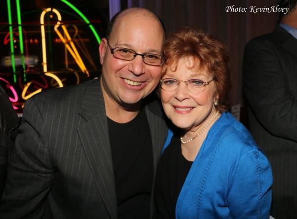 Stephen Cole and Anita Gillette