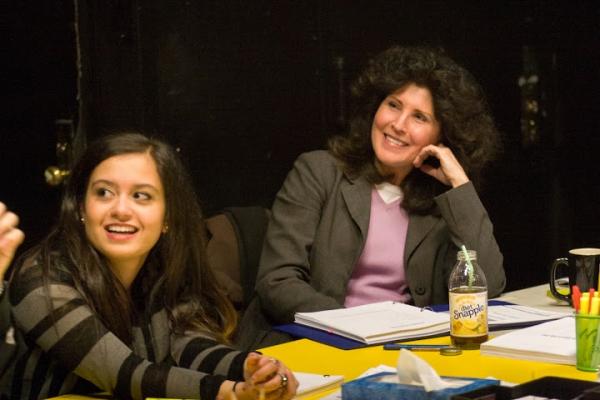 Kendra Jain and Liza Vann
