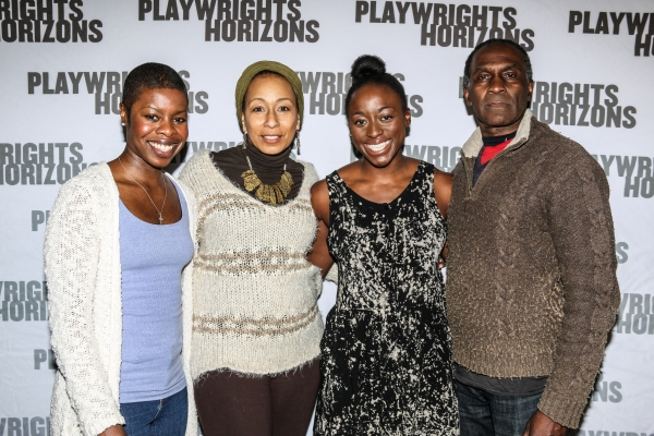 Roslyn Ruff, Tamara Tunie, Ito Aghayere and Harold Surratt