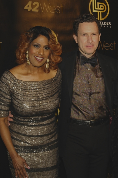 Jennifer Holliday and Jacob Langfelder