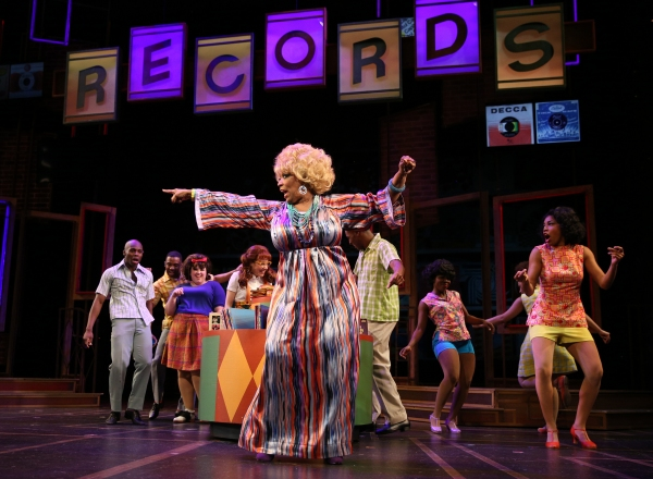 E. Faye Butler is Motormouth Maybelle
