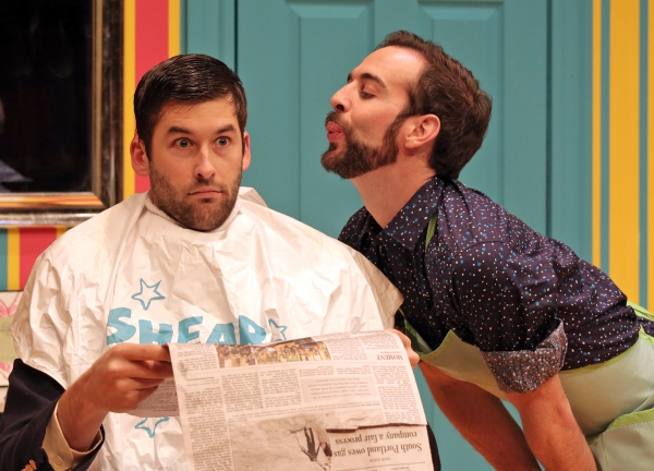 Photo Flash: First Look at Good Theater's SHEAR MADNESS