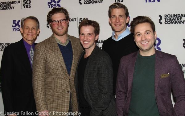 Jim Walton, Preston Tuman Boyd, Justin Bowen, Benjamin Eakeley and Michael Fatica Photo