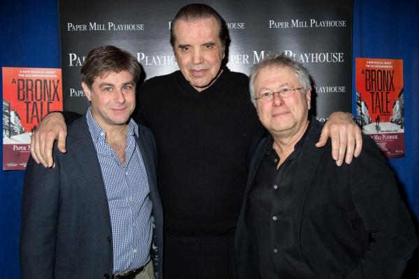 Glenn Slater, Chazz Palminteri, Alan Menken