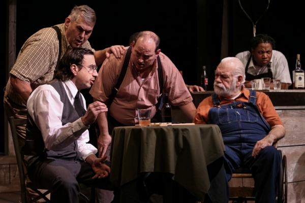 Mansel (Bob Yount), June (Marc Carvajal), Frisky (Kerry Bringman), Mr. Mozel (Tom Birkeland), US (Jimmy Shields)