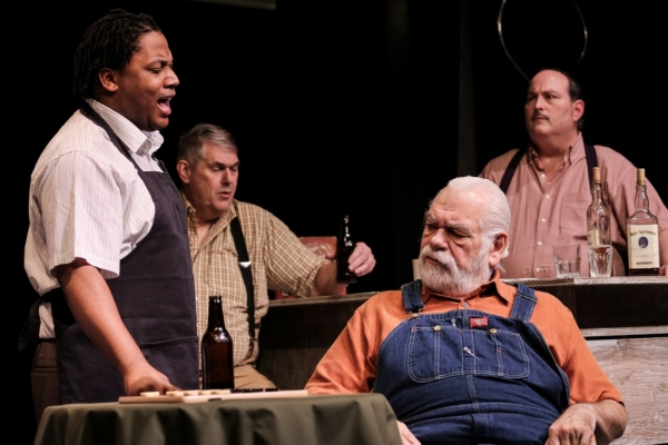 Photo Flash: New Look at SECOND SAMUEL at Tacoma Little Theatre