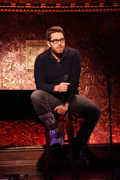Photo Coverage: Alice Ripley, Josh Young, Ben Vereen & More Preview Shows at Fienstein's/54 Below