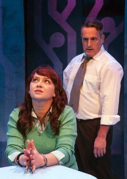 Photo Flash: First Look at LOVE AND INFORMATION at CapStage