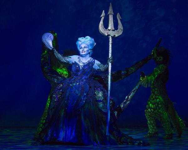 Jennifer Allen as Ursula