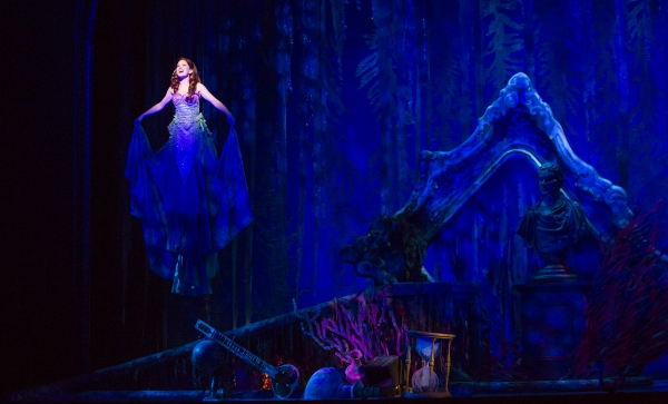 Photo Flash: First Look at Alison Woods and More in Disney's THE LITTLE MERMAID in Sacramento