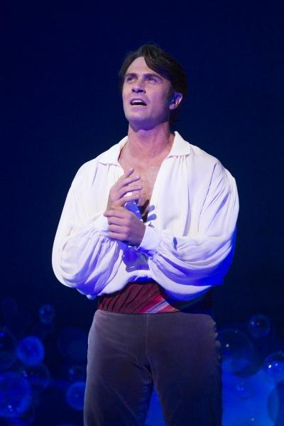 Eric Kunze as Prince Eric