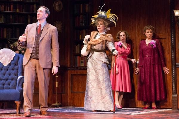 Photo Flash: First Look at HARVEY at Walnut Street Theatre