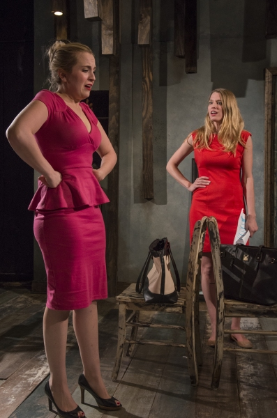 Photo Flash: First Look at Short Plays by Neil LaBute in Profiles Theatre's VICES AND VIRTUES